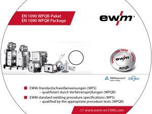 Pacchetto EWM – WPQR EN 1090